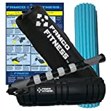 Best Foam Roller With Free Carrying - Muscle Stick Roller With Foam Massage Roller Set Review