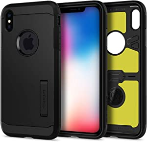 Spigen Tough Armor XP Designed for iPhone Xs Max Case (2018) - Black