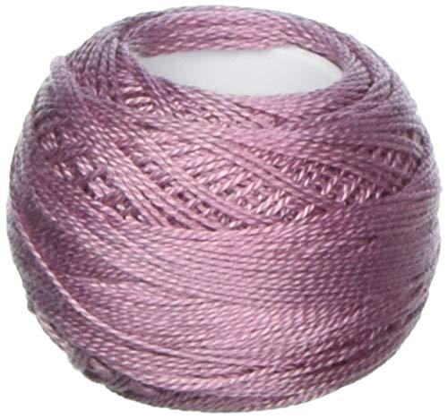 DMC 116 8-316 Pearl Cotton Thread Balls, Medium Antique Mauve, Size 8 (Antique Dmc Floss)