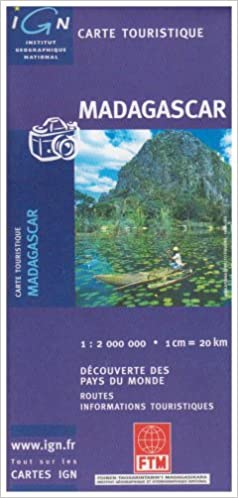 Carte Routière Madagascar 3282118503216 Amazoncom Books
