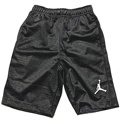 Jordan Little Boys Mesh Athletic Shorts Black Size 6 (Kids Jordan Clothes)