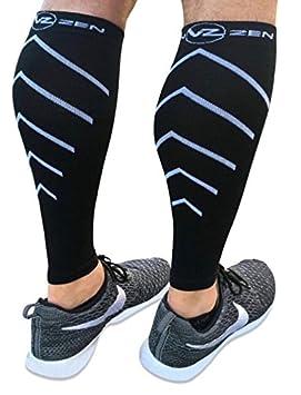 Calf Compression Sleeve Toeless Compression Socks Women & Men Best Footless Leg Support...