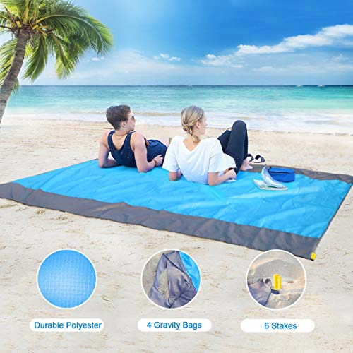 Extra large beach blanket