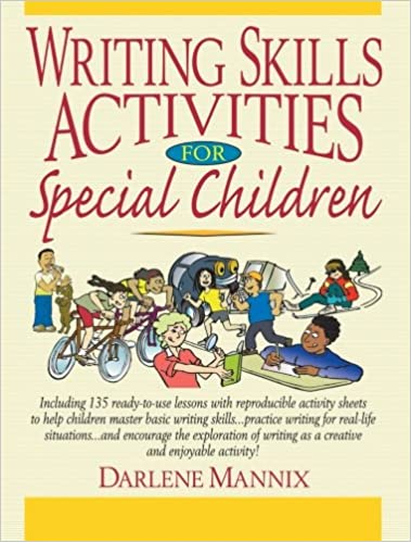 Amazon.com: Writing Skills Activities for Special Children ...