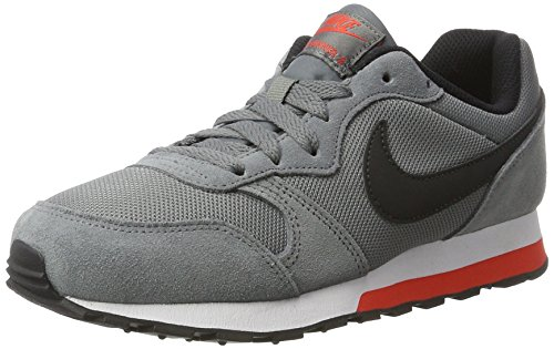 White White White Orange De Gar Nike Nike Nike Grey Gris Max Black Tennis Chaussures 807316 006 On cool H44qAO