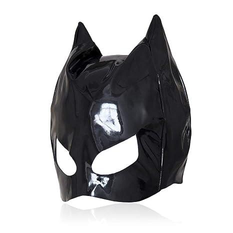 Fetiche arnés sexy SM capucha máscara cabeza arnés Bondage ...