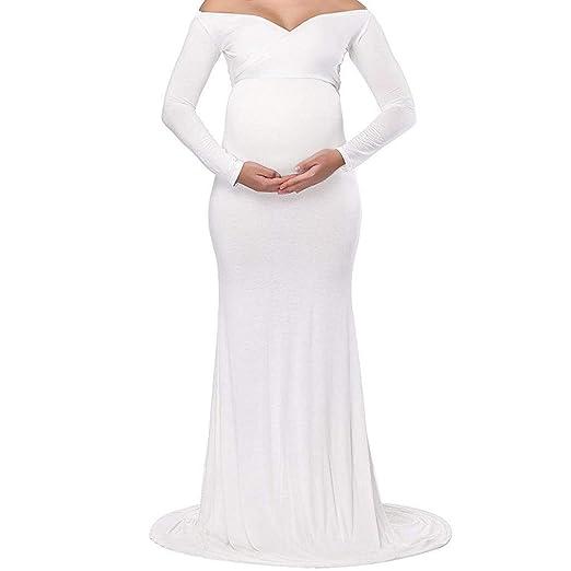 2966a5f19c319 Amazon.com: Sagton Floor Length Long Dress for Mother Women's Off ...