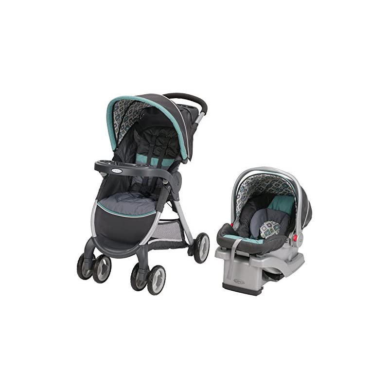 Graco FastAction Fold Travel System (Str