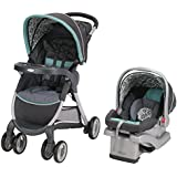 Graco FastAction Fold Click Connect Travel System Stroller...