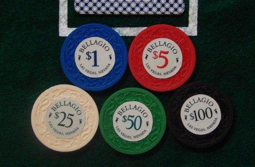 オーシャンズBellagioカジノオリジナルムービーPropチップ5つのセット – – $ $ 1、5、25ドルドル、50ドルと100ドル B00H7GZFMS, ウォークタウン:2df8ddf6 --- itxassou.fr