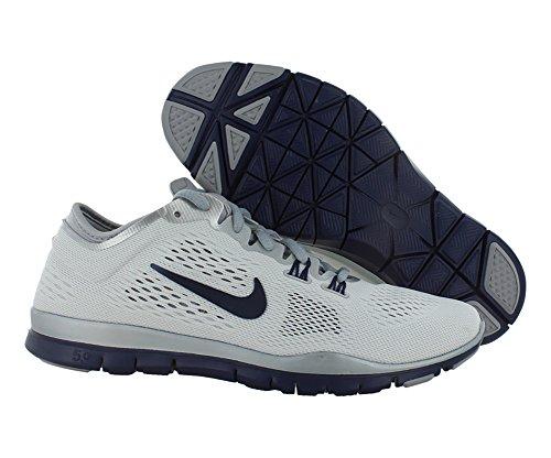 Nike Kvinna Fri 5,0 Tr Passa 5 Prt Utbildning Sko Kvinnor Oss Spelet Vit Kunglig Varg Grå