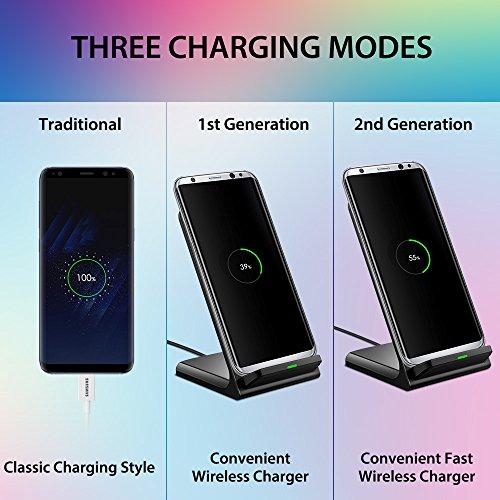 Iphone X Wireless Charger Seneo Standard Qi Wireless