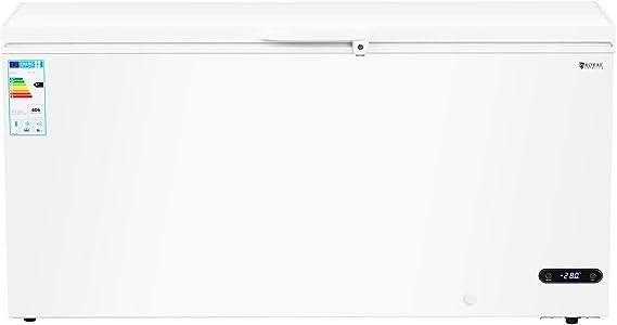 Royal Catering Congelador Profesional Arcón RCFZ-560+ (Fabricado ...