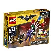 THE LEGO® BATMAN MOVIE The Joker™ Balloon Escape 70900 Batman Toy