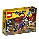 THE LEGO BATMAN MOVIE The Joker Balloon Escape 70900 Batman Toy