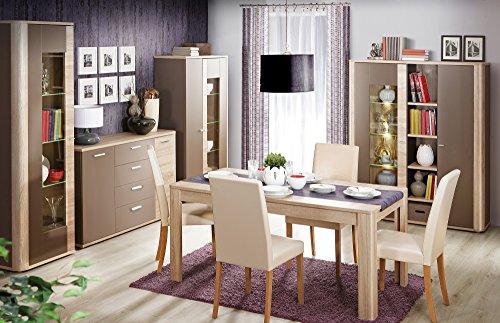table de salle manger extensible fado amazonfr cuisine maison