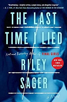 The Last Time I Lied: A Novel (English Edition) por [Sager, Riley]
