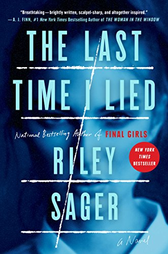 The Last Time I Lied: A Novel by [Sager, Riley]