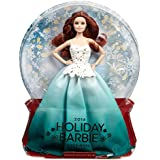 2016 Holiday Barbie Doll-Exclusive Red Hair