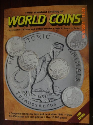 Standard Catalog of World Coins/1996 (Standard Catalog of World Coins: 1901 - Present)