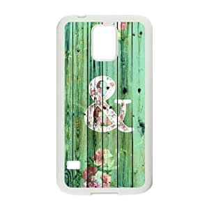 DIY Phone Case for SamSung Galaxy S5 I9600 (Floral Green Wood CCW-32371)