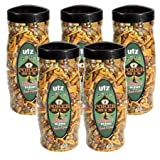 #9: Utz Poker Mix, 23 oz Barrel, 5 Pack