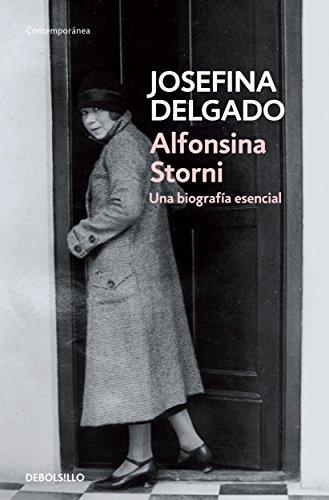 Alfonsina Storni: Una biografía esencial (Spanish Edition)