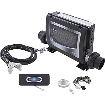 Balboa VS500Z Single Pump Spa Controller Kit w/Topside, 54219-Z
