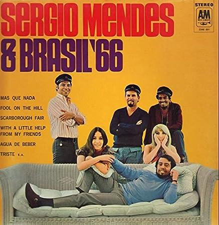 Sergio Mendes & Brasil 66 - Sérgio Mendes & Brasil 66 ...