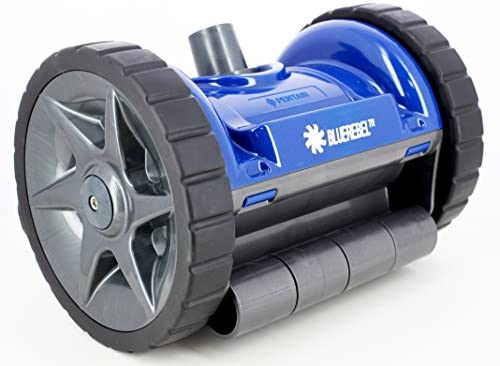 Pentair Water Bluerebel Robot aspirador de piscina: Amazon.es: Jardín