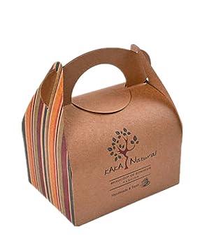 DAYAN Año Nuevo Cajón Caja Cup Cake cajas regalo/rosquillas galleta dulce Occidente: Amazon.es: Hogar