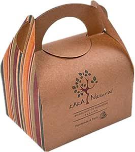 DAYAN Año Nuevo Cajón Caja Cup Cake cajas regalo/rosquillas galleta dulce Occidente