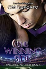 The Winning Side: Book 3 (New Adult College Sports Romance) (University Park Series)