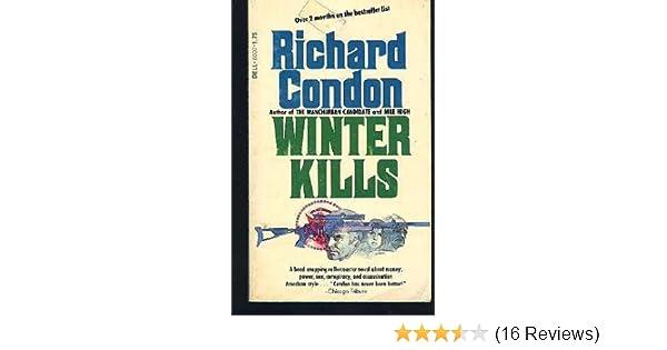 Amazon Winter Kills 40 Richard Condon Books Custom Prizzi Sewing Machine