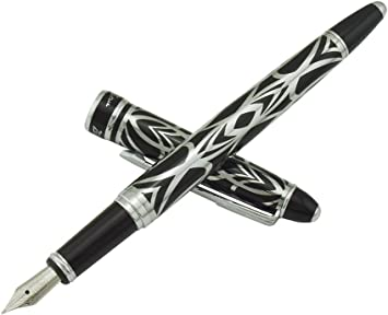 Picasso Amorous Feeling of Paris 901 Fountain Pen Fine Nib Calligraphy Pen