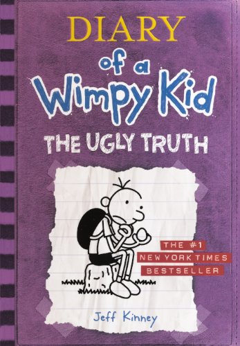 Ugly Truth Diary Wimpy Book