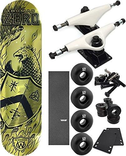 気質アップ ゼロスケートボードWhosoeversスケートボード8