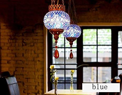 Luci lampadario turchia bar illuminazione lampadario boemia villa