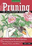 Pruning: An Illustrated Guide: Foolproof Methods for Shaping and Trimming Trees, Shrubs, Vines, and More