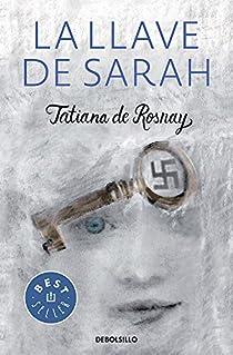 La llave de Sarah par Tatiana de Rosnay