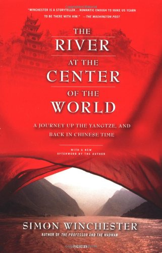 Book cover for The River at the Center of the World