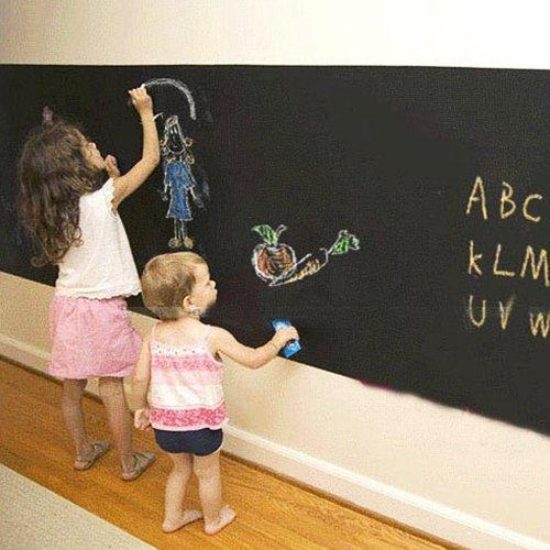 剥がせる黒板 オフィス用品 ブラックボード 事務所 会議 セミナー用品 壁紙...