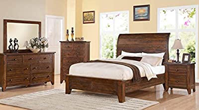 Cherner Bedroom Furniture in Antique Mocha