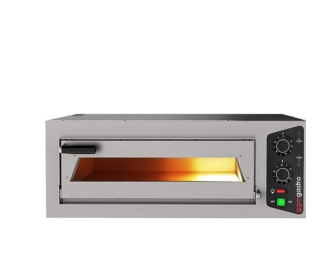 Goo Gastro go3196g gewerbe Pizza Horno 1 x 35 cm/230 V Pizza del ...