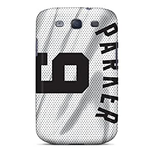 Awesome Case Cover/galaxy S3 Defender Case Cover(san Antonio Spurs)
