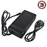 SLLEA Generic 19V 10.5A 200w AC Adapter Charger for Sager NP8155 (Clevo P650HP3) Gaming Laptop 15.6'' i7 7700HQ GTX1060