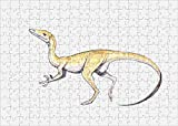 Media Storehouse 252 Piece Puzzle of Illustration of a Coelophysis Dinosaur, Triassic Period (13544311)