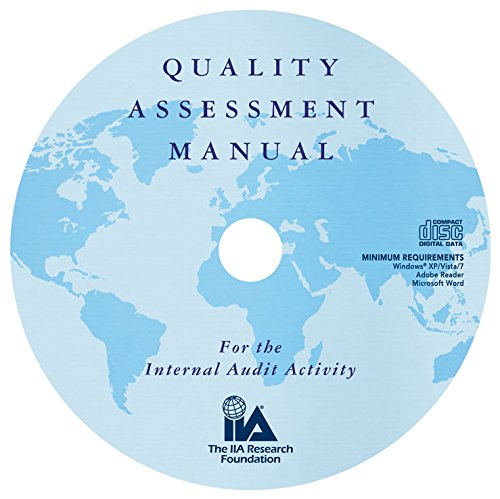anual for the Internal Audit Activity CD-ROM (Internal Audit Activitys)