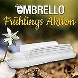 5 x Ombrello Flügelampullen für Scheibenversiegelung