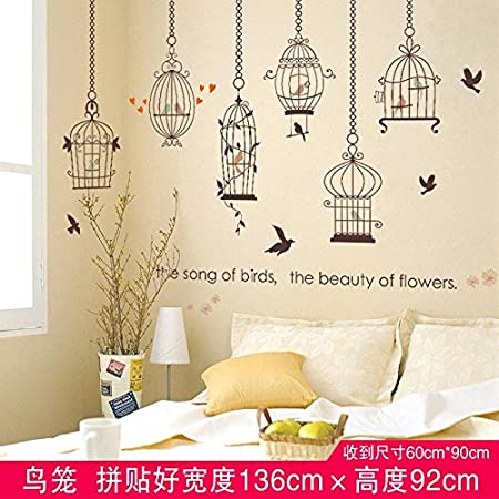 Znzbzt Wall Wall Painting Self Adhesive Sticker Affixed To The Wall